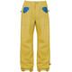 E9 B Rondo Dump - Pantalones de Trekking Niños - amarillo